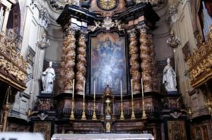 Altare Maggiore, Chiesa di San Filippo Neri