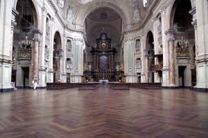 Interno della Chiesa di San Filippo Neri