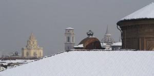 Panorama dal campanile di San Filippo